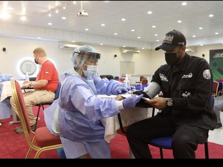Dubai Police Healthcare Centre continues providing COVID-19 vaccine