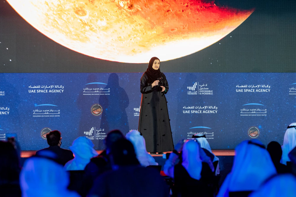 Sarah Al Amiri named in Time's 2021 List of Next 100 Most Influential People