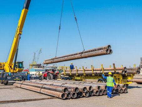 ADNOC L&S expands material handling services with major equipment acquisition