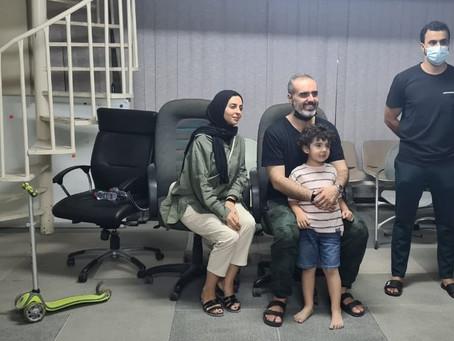 شرطة دبي تُعيد طفلاً إلى والديه بعد 40 دقيقة من فقدانه