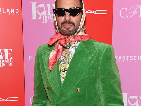 Marc Jacobs says clothing has no gender