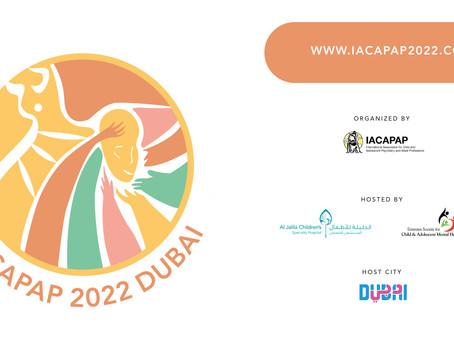 """تستضيفه دبي مارس 2022 .. اطلاق الهوية الجديدة لمؤتمر """"الجمعية الدولية للطب النفسي للأطفال واليافعين"""""""