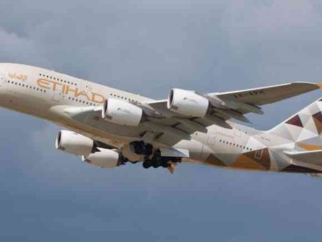 Etihad Airways offers two tickets for price of one in New Year's sale