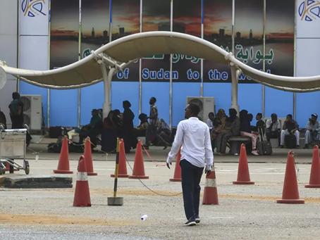 السودان يلغي قرار إعفاء تأشيرة الدخول المسبقة للسوريين