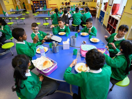 Unicef has provided grants to feed hungry UK children for first time in 70 year history