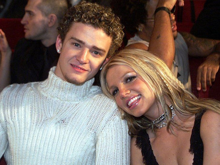 Justin Timberlake apologises to Britney Spears after documentary backlash