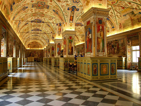 ZHO supplies Vatican library with 95 copies of Human Fraternity Document in Italian Braille