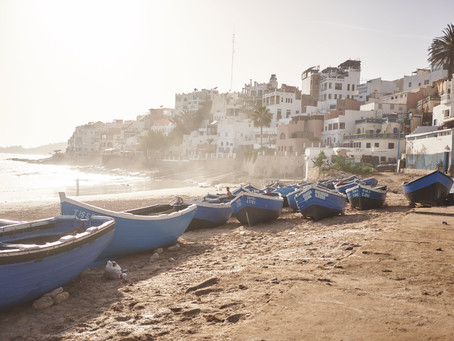 7 Top Things to Do While in Taghazout