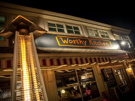 Worthy Kitchen                      Woodstock, VT