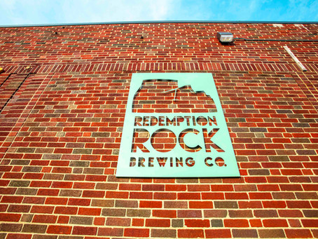 Redemption Rock Brewing Co. ~ Worcester, MA