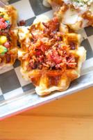 Smashed Waffles