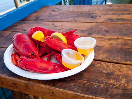 Blue Collar Lobster Co. ~ Gloucester, MA