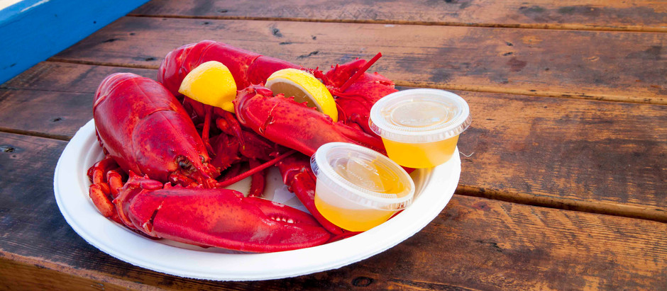 Blue Collar Lobster Co. ~ Gloucester, MA
