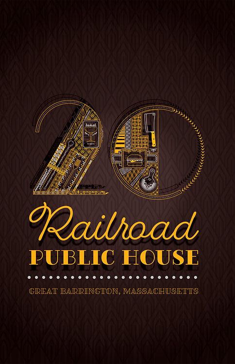 20 Railroad Public House, Great Barrington MA