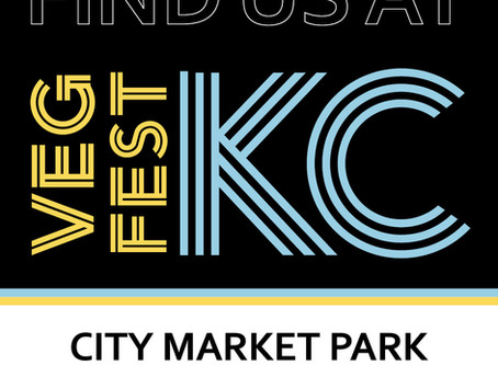 See You at VegFest Kansas City 2019!