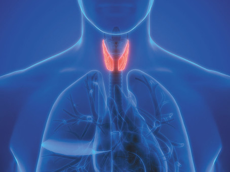 Thyroiditis Improves With Lifestyle Medicine!