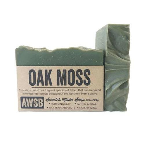 Bar Soap - Oak Moss
