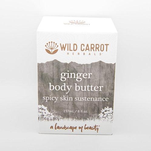 Ginger Body Butter