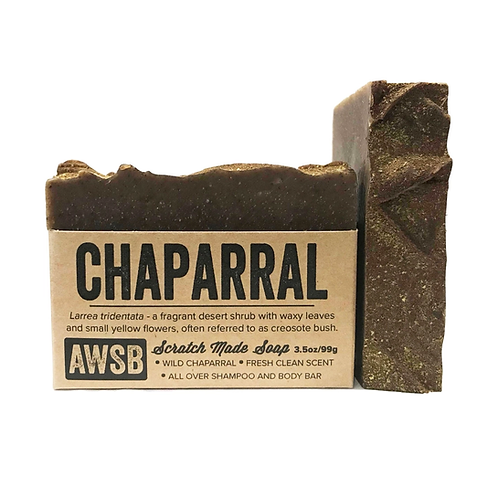 Bar Soap - Chaparral