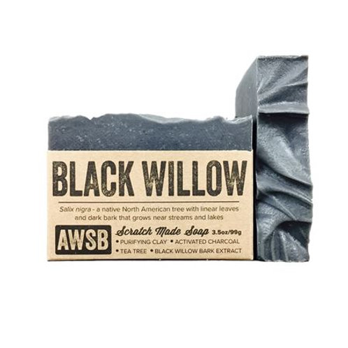 Bar Soap - Black Willow