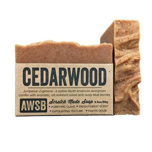Bar Soap - Cedarwood