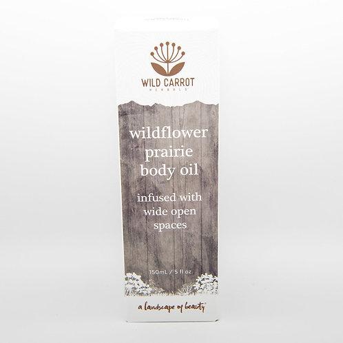 Wildflower Prairie Body Oil