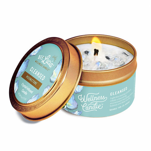 Wellness Candle - Cleansed (4 oz)