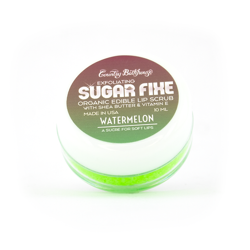 Exfoliating Lip Scrub - Watermelon