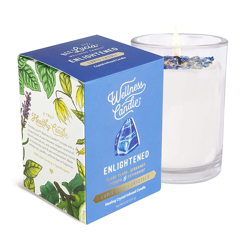 Wellness Candle - Enlightened