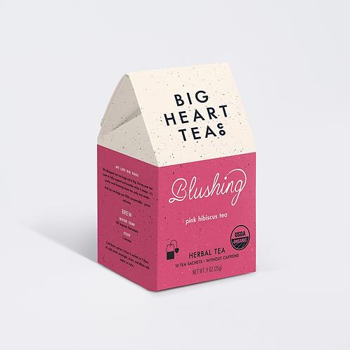 Blushing Tea Bags