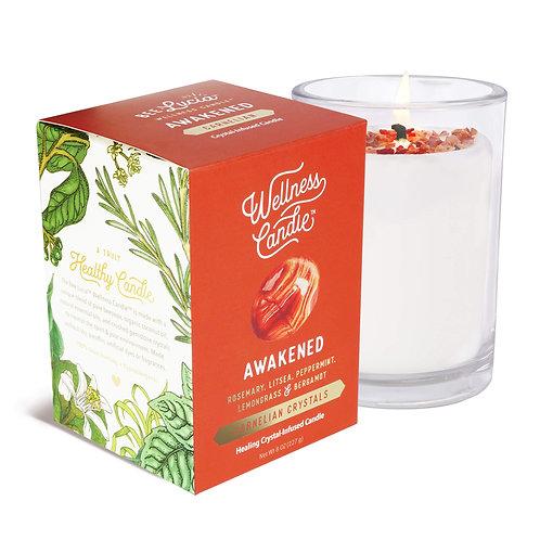 Wellness Candle - Awakened (8 oz)