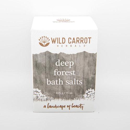 Deep Forest Bath Salts