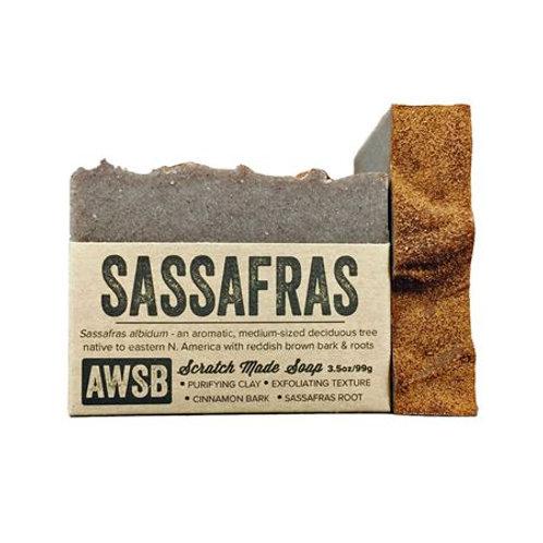 Bar Soap - Sassafras