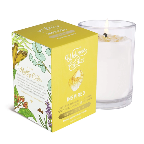 Wellness Candle - Inspired