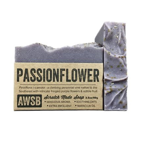 Bar Soap - Passionflower