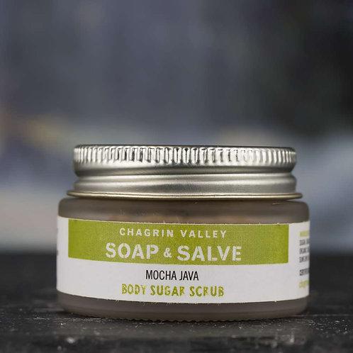 Mocha Java Body Sugar Scrub