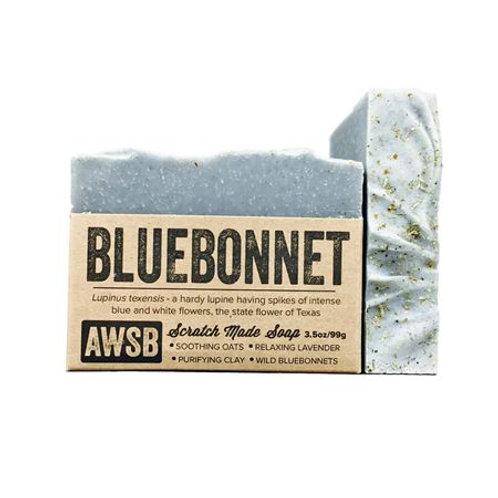Bar Soap - Bluebonnet