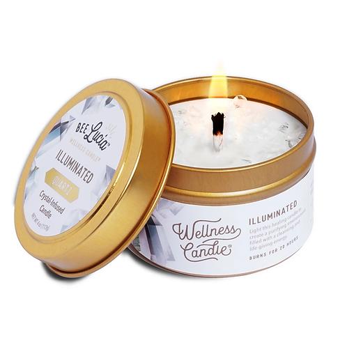 Wellness Candle - Illuminated (4 oz)
