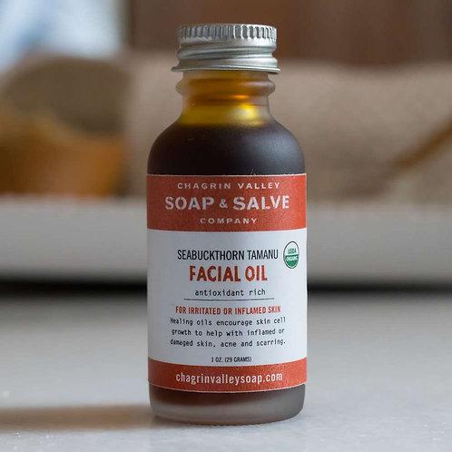 Sea Buckthorn Tamanu Facial Oil