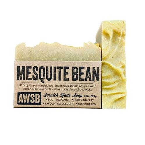 Bar Soap - Mesquite Bean