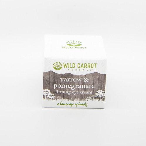 Yarrow + Pomegranate Firming Eye Cream