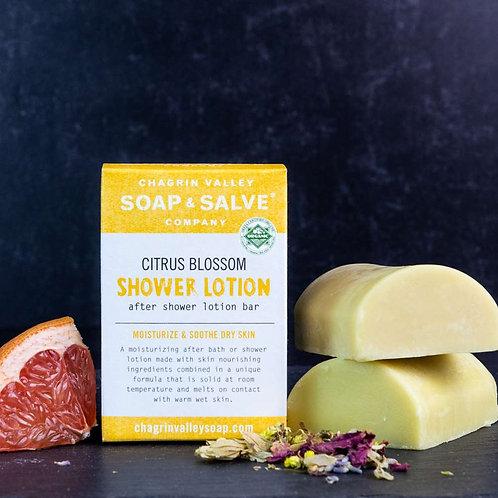Citrus Blossom Shower Lotion