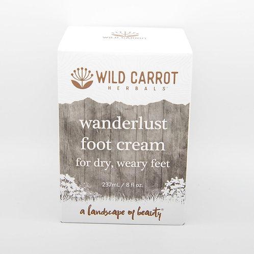 Wanderlust Foot Cream