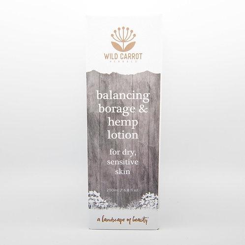 Balancing Borage + Hemp Lotion