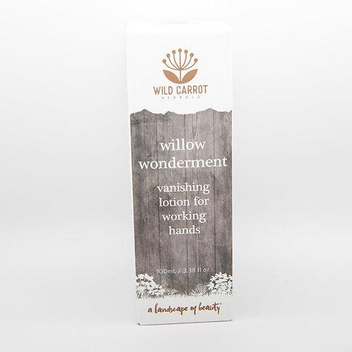 Willow Wonderment Vanishing Lotion