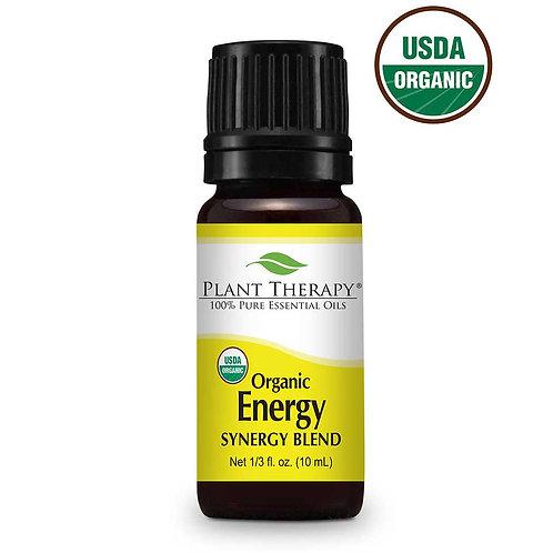 Organic Energy Synergy Blend