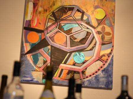 Vernissage Ausstellung A. Peters