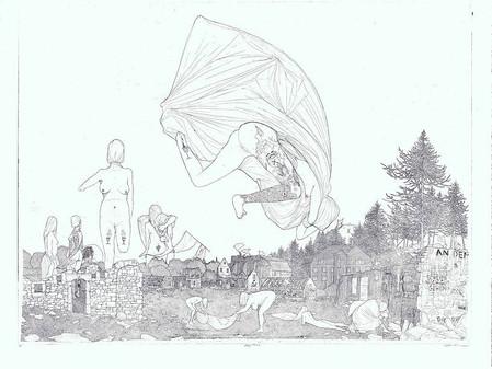 Sächsischer Grafikpreis 2016 für Chris Löhmann