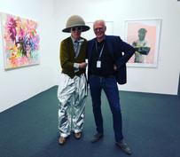 Impressionen Messe Kunst 18 in Zürich  vom, 23.-28.10.2018