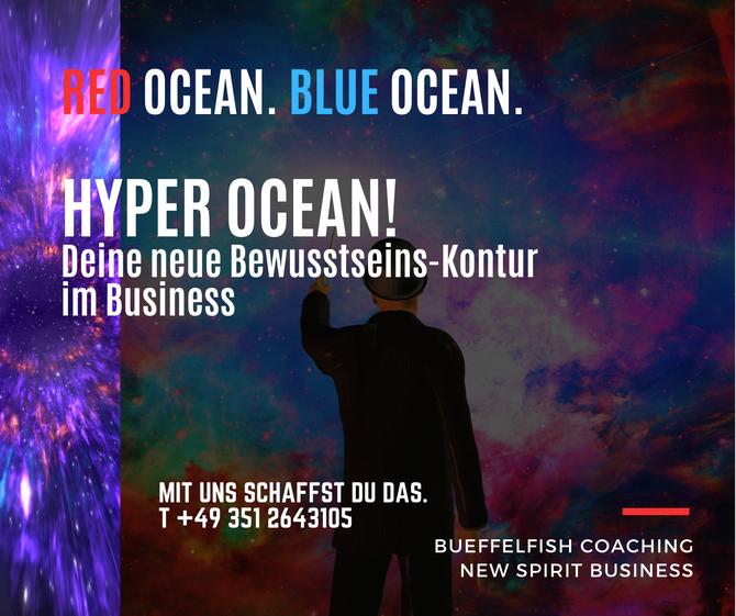 HYPER OCEAN - Deine neue Bewusstseins-Kontur im Business!